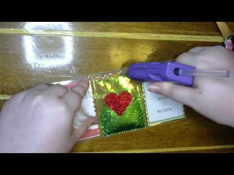 The Grinch Mini Pocket Letter