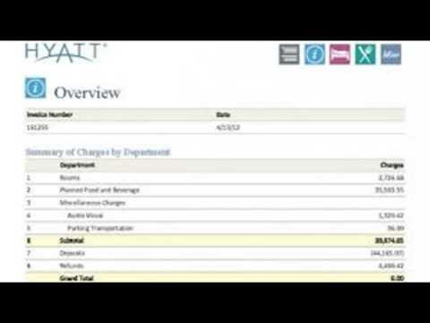 Hotel Bill Receipt Template Word Format