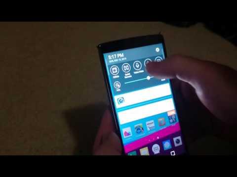 LG G4 | Straight Talk | 4G LTE | Data Settings - MMS | Speed Test