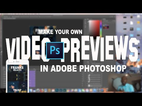 How to Make Music Video Previews in Photoshop ( Instagram Promo Videos)