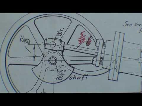 Tubalcain BUILDS THE STUART PROGRESS STEAM ENGINE pt 7