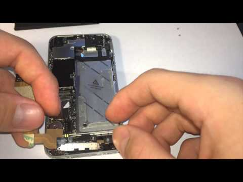 iPhone 4s charging port & microphone replacment