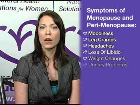 Prevent hot flashes and loss of libido - MenoSense