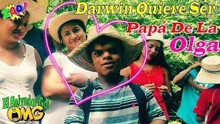 DARWIN QUIERE SER PAPA DE LA OLGA - NUESTRO PRIMER ANIVERSARIO PARTE 3 |EL SALVADOR GO