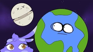 Download What Would Happen If The Moon Were Cut In Half?   Dolan Life Mysteries ft. Melissa Video