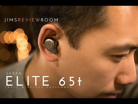 Jabra *just released* Elite 65t - TRULY Wireless Earphones - REVIEW