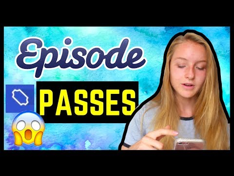 UNLIMITED PASSES HACK ON EPISODE 2017 (HOW TO GET IT TO WORK)!!