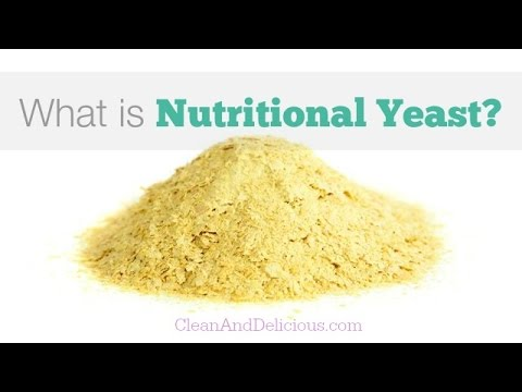 Nutritional Yeast 101 - What The Heck Is It?