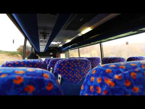 Quiet bus! | Fort William to Inverness - Moment - #JGAW 002