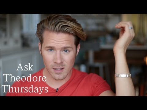 Is Stress Making My Hair Thin? - Ask Theodore Thursdays