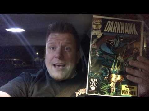 DARKHAWK HYPE EXPLAINED - Comic Book Collectors