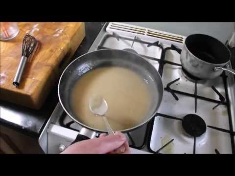 How To Make Perfect Roast Turkey Gravy.Turkey Gravy.TheScottReaProject.