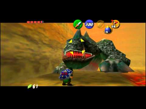 Ocarina of Time Fun Facts and Trivia (HD) Part 6.5 -