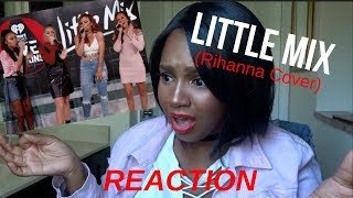 Little Mix - Love On The Brain (Rihanna Cover) (Live on the