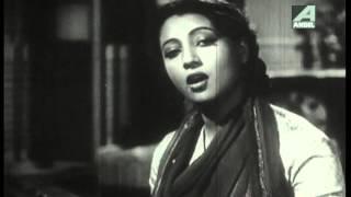 Tobu Bijay Mukut Aajke Dekhi , Sagarika , Bengali Movie Song , Sandhya Mukherjee