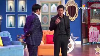 Comedy Nights With Kapil  - Shahrukh, Kajol, Varun & Kirti - 20th December 2015 - Full Episode