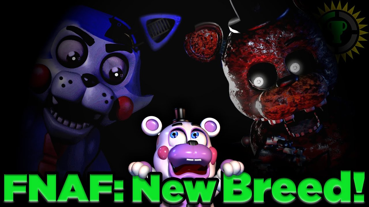 Game Theory: FNAF, The New Breed