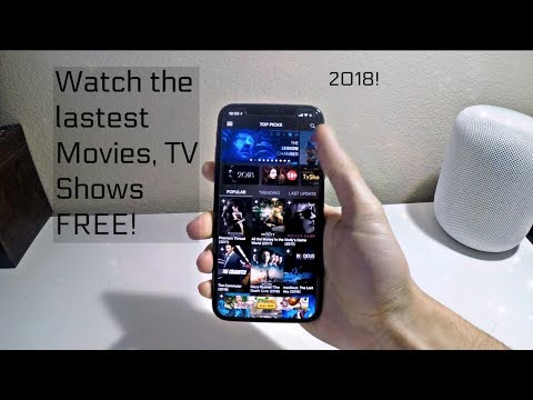 How to watch movies, TV shows for free on iPhone, iPad, iPod, NO JAILBREAK/NO COMPUTER