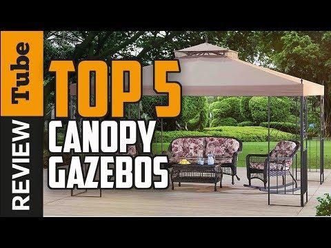 ✅Gazebo: The best gazebo 2018 (Buying Guide)
