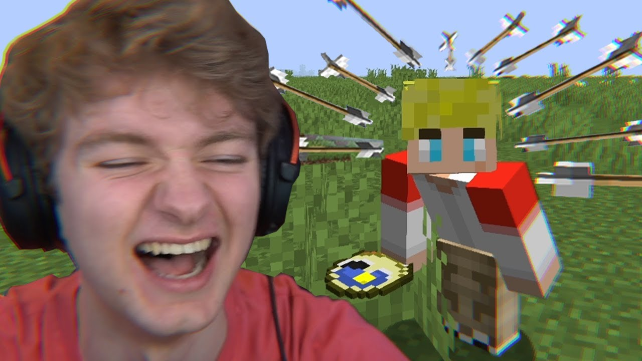 Minecraft's Time Freeze Mod Is Hilarious!