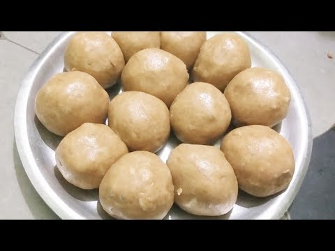 Wheat flour ladoos/godhi unde/healthy sweet recipe for kids