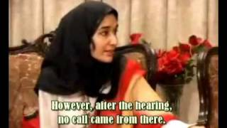 Interview with Dr. Aafia Siddiqui
