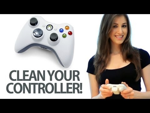 Cleaning A Game Controller: Electronics Cleaning Essentials (Easy Cleaning Ideas) Clean My Space