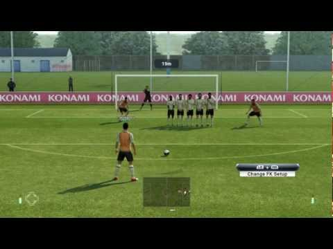 Copy of Pes 2013:How to make bycicle kick