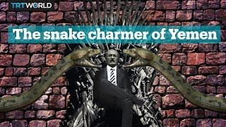 The Snake Charmer of Yemen - Ali Abdullah Saleh