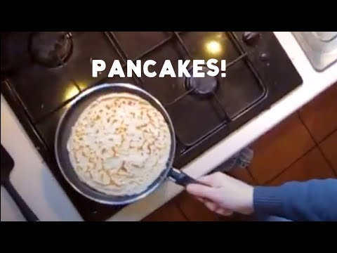 How To Make Excellent English Pancakes