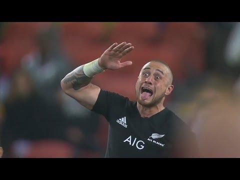 National Anthems (+ Cooee & Haka) - Australia vs New Zealand [Bledisloe Cup G3 2017]
