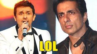 Sonu Sood Reacts On Getting Trolled For Sonu Nigam's Azaan Tweet