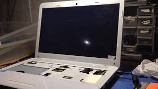 Toshiba Laptop White Screen, Fixed Easily