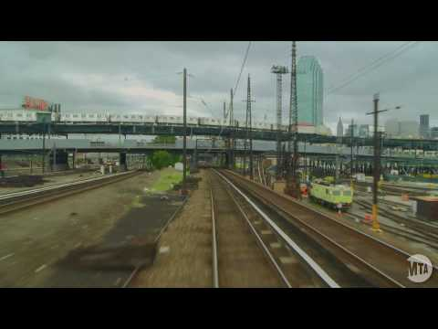 LIRR Time Lapse: Long Beach to Penn Station