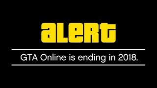 Will GTA 5 End In 2018?