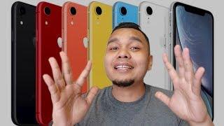 iPhone XR : Korang TAK AKAN beli smartphone ini......