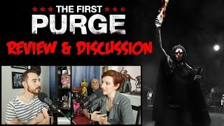THE FIRST PURGE Review & Discussion
