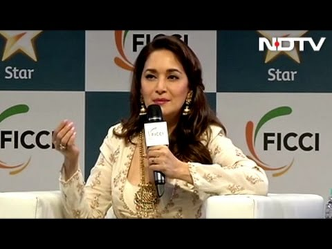 Xxx Mp4 Madhuri Dixit Initially I Was Scared To Be On My Own In US 3gp Sex