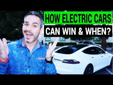 How Electric Cars Can Win and When?
