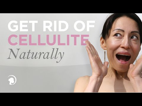 How To Get Rid Of Cellulite Naturally http://faceyogamethod.com/ - Face Yoga Method