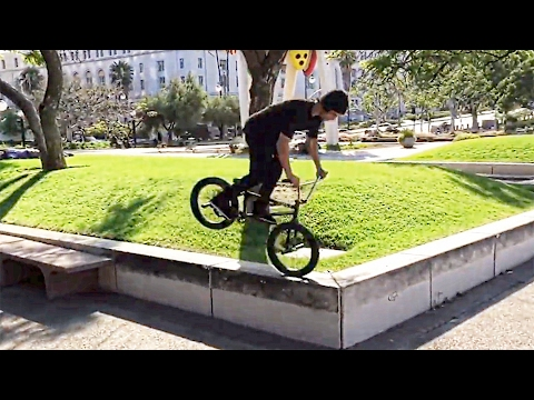 TheComeUp BMX   Mikey Tyra Instagram Compilation 2016