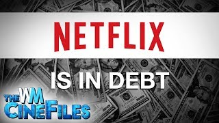 Netflix is $20 BILLION in DEBT 🤔  – The CineFiles Ep. 32