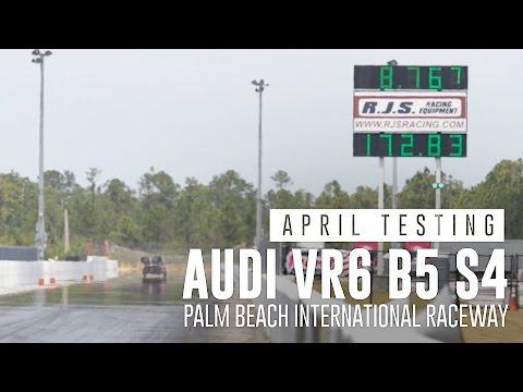 USP VR6 B5 S4 Goes 8.76 @ 172 During April Testing   USP Motorsports