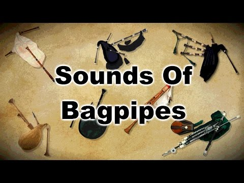 Sounds Of Bagpipes From Different Regions Vol. 1