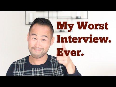 The Worst Job Interview Ever (BestBuy Sales Position)