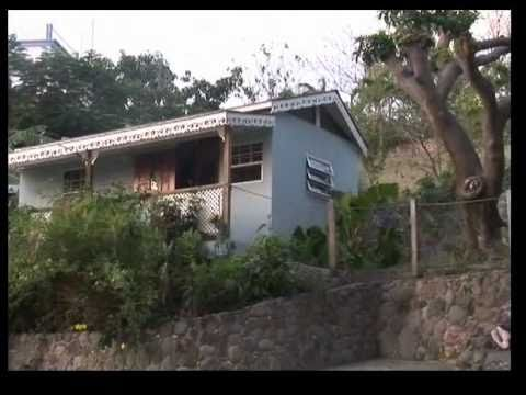 Gingerbread Hill: Montserrat, West Indies
