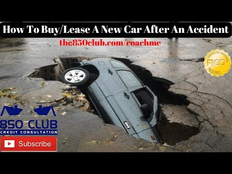 How To Buy/Leasing A New Car After An Accident W/& W/O Full Coverage Auto Insurance - Car Expert