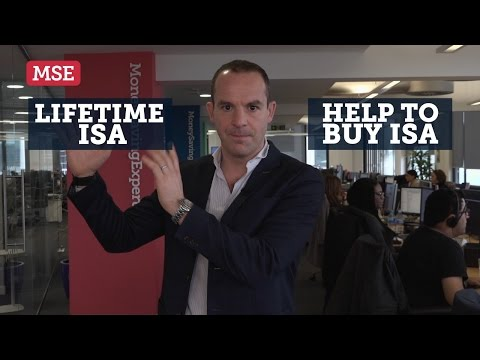 Martin Lewis - Help-to-Buy VS Lifetime ISA