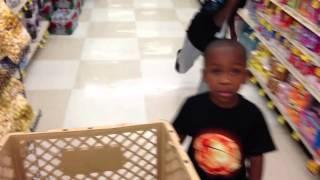 How Black Parents Grocery Shop