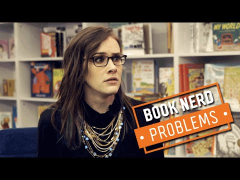 Book Nerd Problems | When Your Book BFF Moves Away